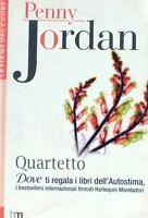 QUARTETTO  Jordan  HM  Le firme del cuore