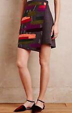 NEW Anthropologie Casia Wrap Skirt Size 14