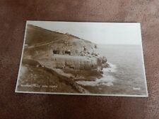 1920s postcard - Tilly Whim Caves - Swanage Dorset
