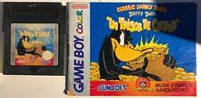 Daffy duck un tresor de canard pour game boy color