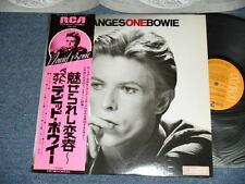 DAVID BOWIE Japan 1976 RVP-6070 NM LP+Obi CHANGES ONE
