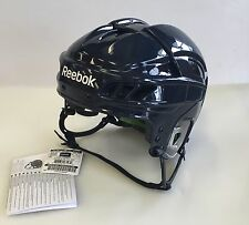 New Reebok 11K Pro Stock/Return size medium navy helmet blue ice hockey NHL/AHL