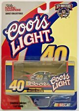 Racing Champions Coors Light #40 #04190 1:64 Scale Diecast