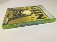 Xbox 360 - Gun **New & Sealed** Region Free Game