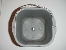 "West Bend Bread Maker Machine Pan 41073 (2 3/4"" Base)(Used)"