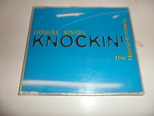 Cd   Double Vision  – Knockin' (The Houseremixes)