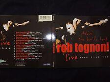 CD ROB TOGNONI / SHAKIN' THE DEVIL'S BAND /