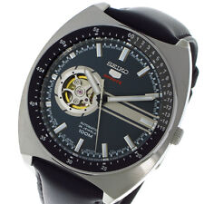 Seiko 5 Sports Automatic 24 Jewels Open Heart Dial Men's Watch SSA335J1