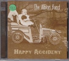 THE ALBION BAND - happy accident CD