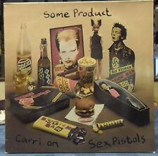 1979 Sex Pistols Some Product Carri On Sex Pistols LP, original UK Virgin