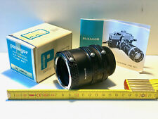 Panagor Extension Tube set for CANON NIKON OLYMPUS, entre otros, ar-1 3 Tube set