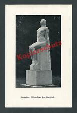Max Kruse escultura? Perséfone mujer erotismo acto mito antiguedad Berlín Neukölln 1918