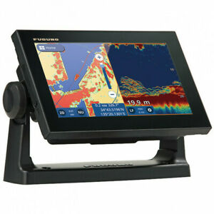 Furuno GP1971 F Colour GPS Chart Plotter Fish Finder with Free MAP