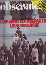 le nouvel observateur 646 - afrique - angola - argentine- mars avril 1977