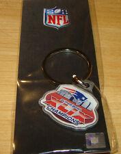 НФЛ New England Patriots логотип брелок 2015 СУПЕРКУБОК 49 xlix чемпионов цепочка