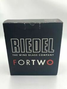 Riedel Wine Glass Company Fortwo Set (2  Stemless Glasses &  Decanter)