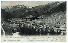 alte Ak 1904 St. Anton am Arlberg