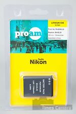 ProAm PA-ENEL23 EN-EL23 Lithium-Ion Li-Ion Battery for Nikon Coolpix P600 Camera