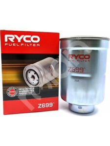 Ryco Fuel Filter FOR TOYOTA COASTER BB4_ (Z699)