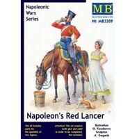 Master Box 3209 - 1/32 - Napoleon's Red Lancer Napoleonic Wars Series