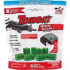 Tomcat Mouse Bait Station 8 Ref