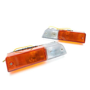 DATSUN BLUEBIRD 510 SUNNY B110 120Y 710 610 1600 1968-83 PARKING TURN LIGHTS FIT