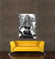 Poster impression photo TV PERSONNAGE Sarah Walker chuck Yvonne Strahovski seb530