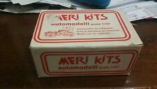 MERI KITS 1/43 KIT METALLO F1 MK 135 BENETTON GP BRASILE '89 VERY GOOD VINTAGE