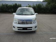 2006 NISSAN ELGRAND HIGHWAYSTAR 2.5L V6 AUTOMATIC SUN ROOF 8SEATS FRESH IMPORT