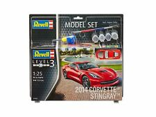 Revell - 2014 Stingray Corvette 1:25 Set Di Modello - REV67060