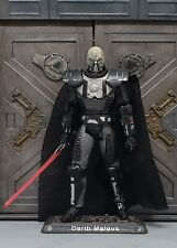 "Star Wars The Old Republic, Darth Malgus 3.75"" Figure. Vintage Collection"