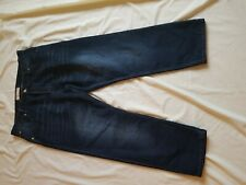 """MENS FRENCH CONNECTION FADED BLUE REGULAR FIT JEANS SIZE 40"""" WAIST 29"""" LEG"""
