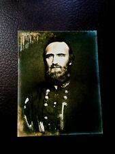 Rare Civil War Stonewall Jackson II tintype C542RP