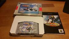 Wave Race Nintendo 64 N64 PAL OVP CIB