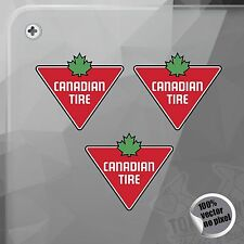 PEGATINA CANADIAN TIRE VINILO VINYL STICKER DECAL ADESIVI