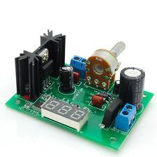 LED display LM317 Adjustable Voltage Regulator Step-down module AC/DC Hot