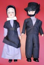 Haunted Spooky Amish Style Dolls