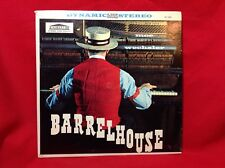 BARRELHOUSE moe wechsler  Forum SF9002 33rpm LP