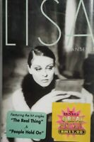Lisa Stansfield Cassette.1997 BMG 74321458514.The Real Thing/People Hold On+