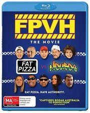Fat Pizza Vs Housos - The Movie (FPVH) : NEW Blu-Ray