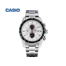 Casio Edifice EF-547D-7A1 Men's Chronograph Stainless Steel Band Analog Watch