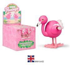 CLOCKWORK FLAMINGO Kids Play Wind Up Toy Child Birthday Party Bag Filler Toys UK