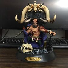 1x Anime One Piece GK Kaido 9'' PVC Figure Model Kid Toy Collection New No Box