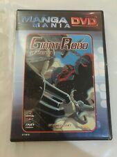Dvd Manga Mania Giant Robot Vol 3