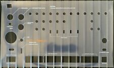 Roland TR 808 overlay Ltd Quantity