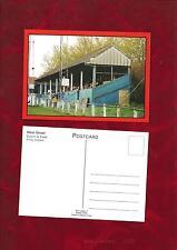 Postcard - West Street home of Epsom and Ewell Football club