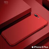 Housse Etui Coque Antichocs Case Cover Basic TPU Apple iPhone 8 Plus