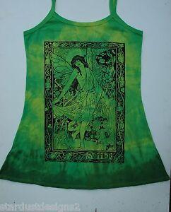 T SHIRT  DRESS   fairy fantasy music festival