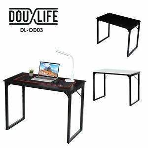 Douxlife DL-OD03 Study Office Student Computer Laptop Gaming Writing Table Desk