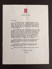 ROCKWELL KENT TYPED SIGNED LETTER BY AMERICAN PAINTER ON PERSONAL LETTERHEAD